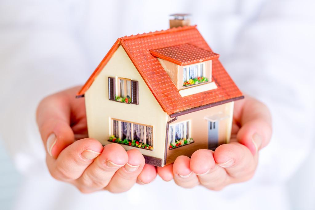 залог будущей недвижимости